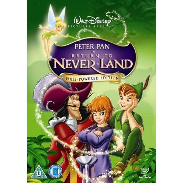 Peter Pan - Return To Never Land (Pixie Powered Edition) [DVD] [2002]